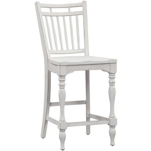 Magnolia Manor Spindle Back Counter Chair (RTA)