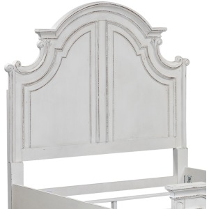 Magnolia Manor Queen Panel Headboard