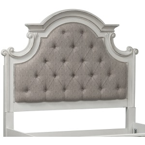 Magnolia Manor Full Uph Panel Headboard