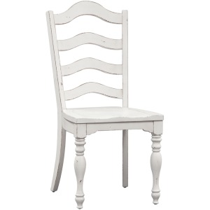 Magnolia Manor Ladder Back Side Chair (RTA)