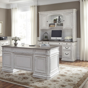 Magnolia Manor Complete 5 Piece Desk
