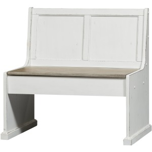 Magnolia Manor 37 Inch Nook Bench