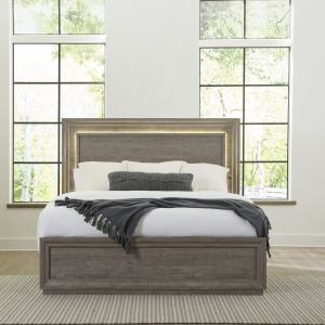 Horizons King Panel Bed
