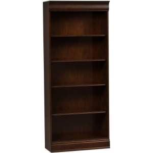 Brayton Manor Jr Executive 72 Inch Bookcase (RTA)