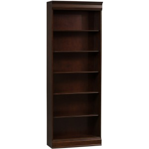 Brayton Manor Jr Executive 84 Inch Bookcase (RTA)