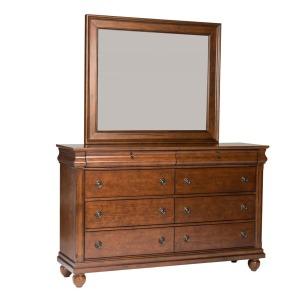 Rustic Traditions Dresser & Mirror