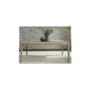 Sun Valley Rectangular Leg Table
