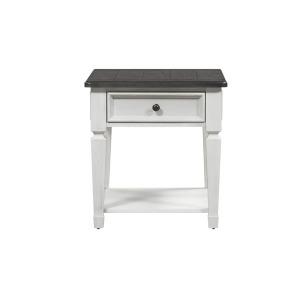 Allyson Park Drawer End Table