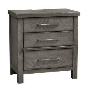 Modern Farmhouse 3 Drawer Night Stand