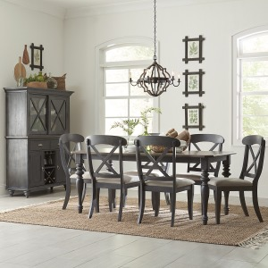 Ocean Isle 7 Piece Rectangular Table Set