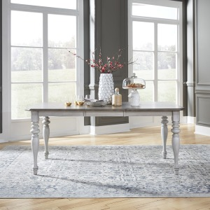 Ocean Isle Rectangular Leg Table
