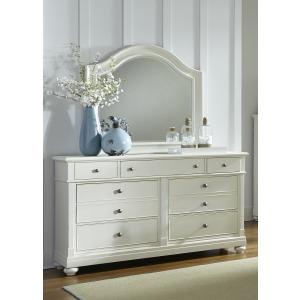 Harbor View II Dresser & Mirror