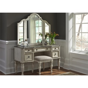 Magnolia Manor 3 Piece Vanity Set