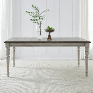 Cottage Lane Rectangular Leg Table