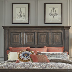 Big Valley Queen Mansion Headboard
