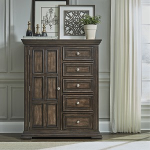Big Valley Door Chest
