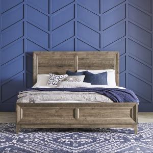 Ridgecrest King Panel Bed