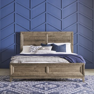 Ridgecrest Queen Panel Bed