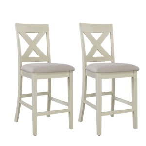 Thornton X Back Counter Chair - Pack of 2