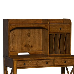 Hearthstone Writing Desk Hutch