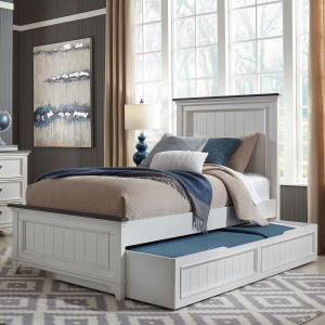 Allyson Park Twin Trundle Bed