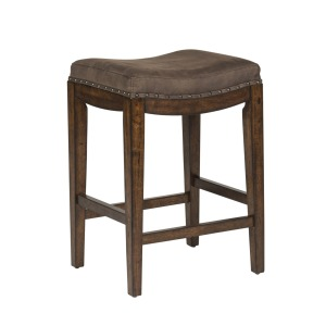 Aspen Skies Uph Console Stool