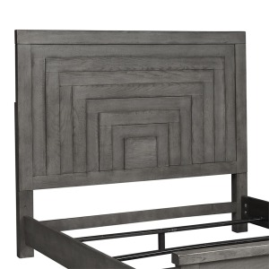 Modern Farmhouse King Panel Headboard