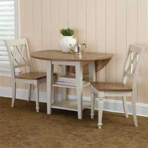 Al Fresco 5 Piece Drop Leaf Table Set