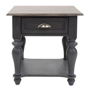 Ocean Isle Drawer End Table