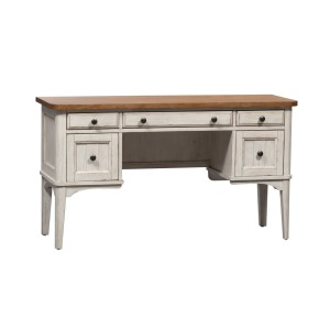 Farmhouse Reimagined Vanity Desk