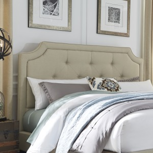 Queen Sloped Panel Headboard
