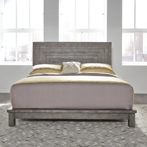 Modern Farmhouse California King Platform Bed