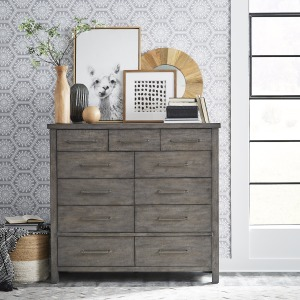 Modern Farmhouse 11 Drawer Chesser