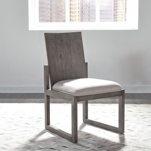 Modern Farmhouse Panel Back Side Chair (RTA)