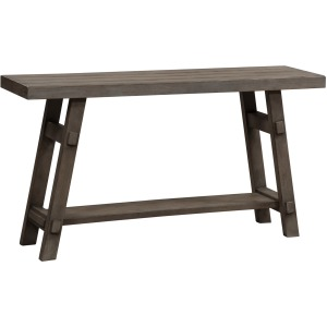 Modern Farmhouse Splay Leg Sofa Table