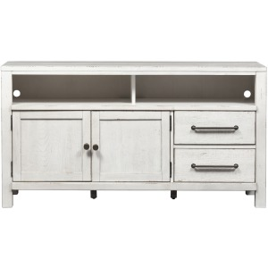 Modern Farmhouse 56 Inch Entertainment Console