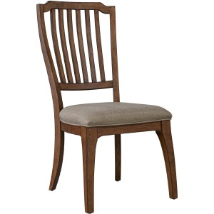 Spindle Back Side Chair (RTA)