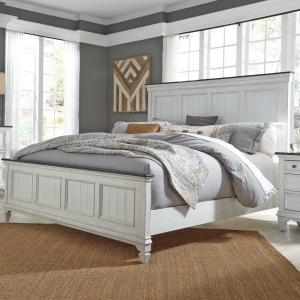 Allyson Park King California Panel Bed