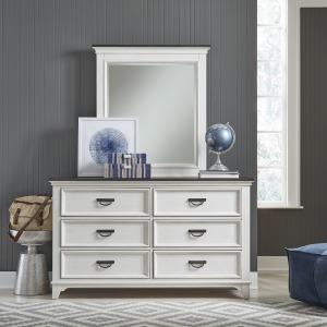 Allyson Park Dresser & Mirror
