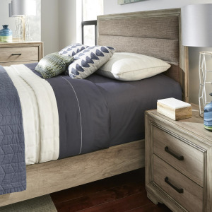 Sun Valley King California Storage Bed