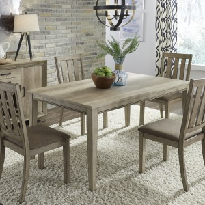 Sun Valley 5 Piece Rectangular Table Set