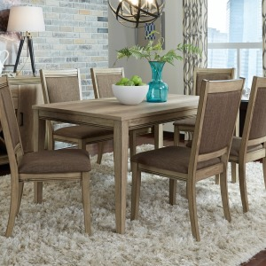 Sun Valley 7 Piece Rectangular Table Set