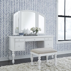 Summer House 3 Piece Vanity Set