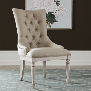 Abbey Road Upholstered Side Chair (RTA)