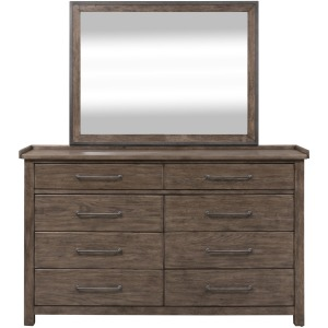 Sonoma Road Dresser & Mirror