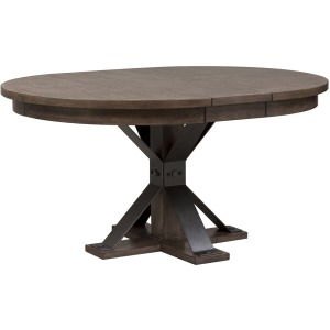Sonoma Road Pedestal Table Set