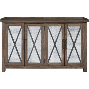Sonoma Road Sideboard w Antique Mirror
