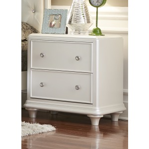 Stardust 2 Drawer Night Stand