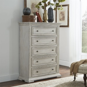 Big Valley 5 Drawer Chest