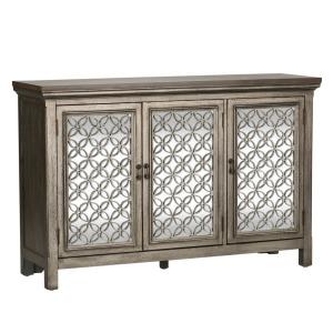Kirkwood 3 Door Accent Cabinet